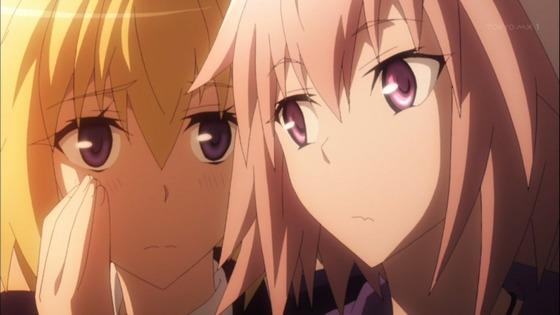 Fate/Apocrypha 第19話 感想:アストルフォとジャンヌさんの会話がどう見ても女子トーク!