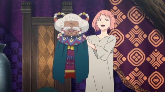 神撃のバハムート VIRGIN SOUL 第14話 感想:おばあちゃんが想像以上に強そう!EDのムガロちゃんがかわいい!