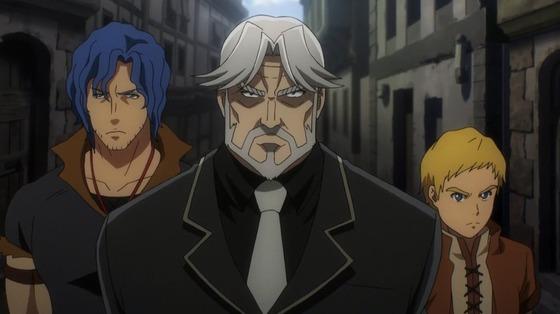 オーバーロードⅡ 第8話 感想:セバスさん男にモテモテ!悪の組織へカチコミだぁ!