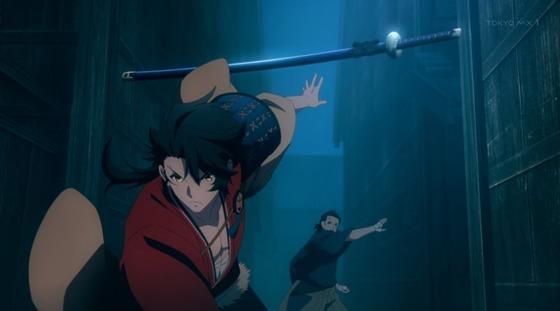 活撃 刀剣乱舞 第9話 感想:坂本龍馬がむっちゃんディスりそうになって焦った!
