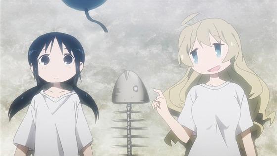 少女終末旅行 第2話 感想:それ大丈夫なの?と心配なこと多くてハラハラする!