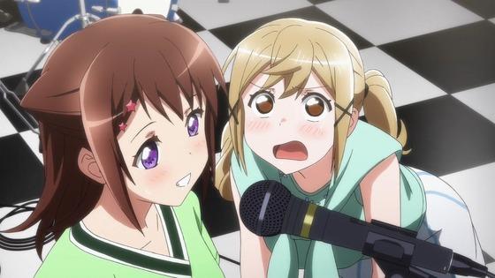 BanG Dream!(バンドリ!) 第3話 感想:主人公の頭のネジがふっとんでる感すごい!