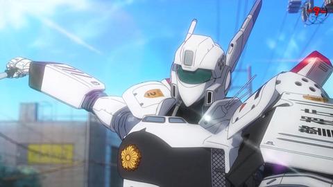 「機動警察パトレイバーREBOOT」期間限定でショートアニメが配信!