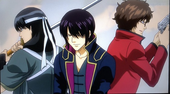銀魂 銀ノ魂篇 第354話 感想:いきなり池だったけど高杉さんも復活参戦!