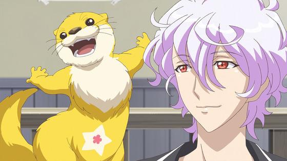 美男高校地球防衛部HAPPY KISS! 第9話 感想:お風呂大好きカルルスと鏡太郎が仲良しさん!