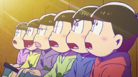 おそ松さん 第20話「教えてハタ坊/スクール松/イヤミの学校」感想:凍え死にそうだw