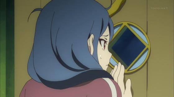 リトルウィッチアカデミア 第11話 感想:美人なアーシュラ先生の芋ジャージ姿がかわいい!