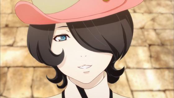 神撃のバハムート VIRGIN SOUL 第5話 感想:ぎこちない笑顔のムガロちゃん!ちゃんと感情あるんだね!