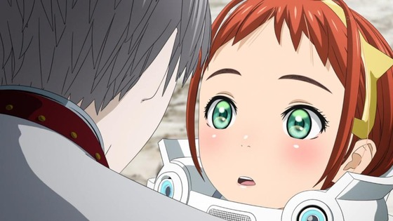 ID-0 第10話 感想:イドさん危険人物だった!人類救うのにアリスちゃんを使うのかな!