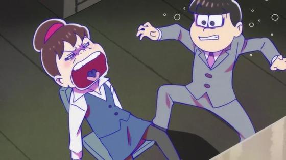 おそ松さん(第2期) 第10話 感想:モンスター新人トト子ちゃんの寝顔がひどかった!