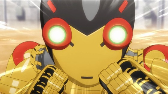 アトム ザ・ビギニング 第8話 感想:心優しき科学の子!戦い方もインテリジェンスで格好いい!