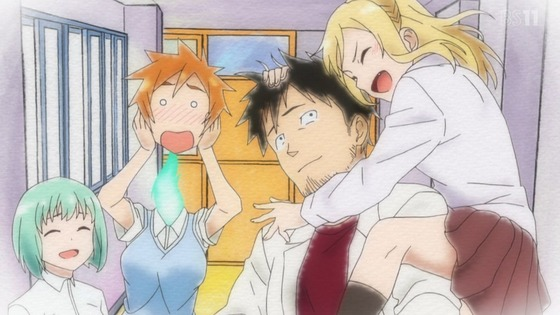 亜人ちゃんは語りたい 第11話 感想:あの教頭は高橋先生を妬んでると思ってごめんなさい!