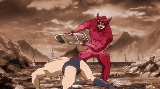 タイガーマスクW 第19話 感想:ルール無用でもちゃんとプロレス用の凶器なんだね!
