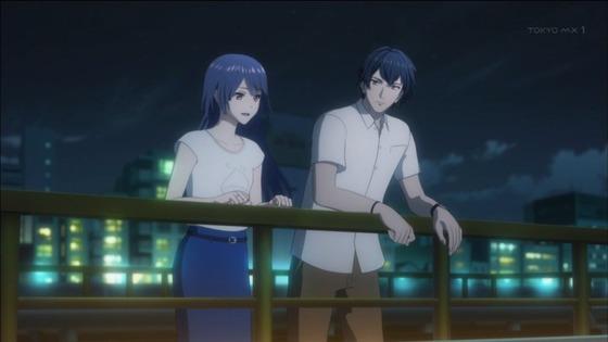 正解するカド 第8話 感想:沙羅花さんの考えも道理にかなう!残念Tシャツでもかわいい!