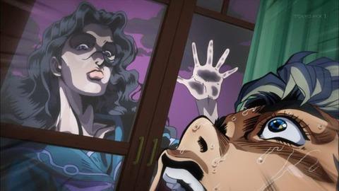 ジョジョの奇妙な冒険 ダイヤモンドは砕けない 第8話「山岸由花子は恋をする その1」感想:原作もすごく怖かったの思い出す!
