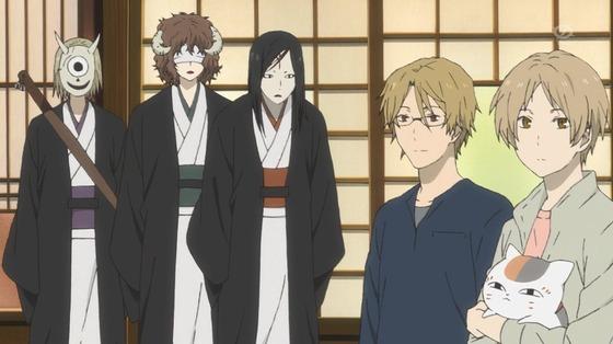 夏目友人帳 陸 第4話 感想:夏目もかわいい式を持てないのかな!
