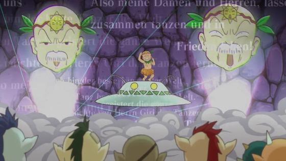 魔法陣グルグル 第23話 感想:キタキタ親父のライブ気合が入りすぎでしょ!