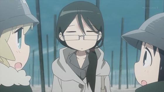 少女終末旅行 第6話 感想:やっと4人目の人物登場!修理できる人でよかった!