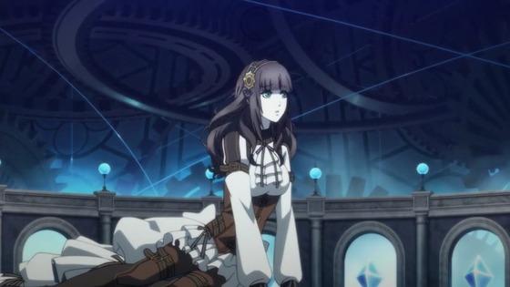 Code:Realize(コード:リアライズ) 第10話 感想:カルディアちゃんも本体とかあるのかな!
