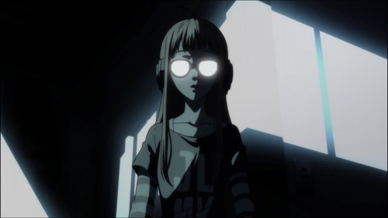 PERSONA5(ペルソナ5) 第15話 感想:新キャラ双葉ちゃんは凄腕ハッカー?怪盗団にも入るのかな!