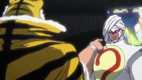 タイガーマスクW 第9話 感想:強さ比較って、初代タイガーと戦ったことあるの!