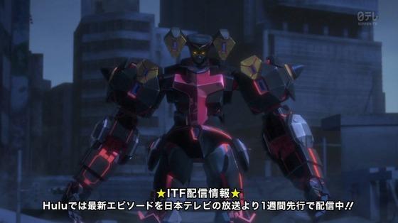 Infini-T Force(インフィニティ フォース) 第8話 感想:ロボはごっつくて可愛くないから今まで本気出さなかったのね!