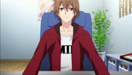 TSUKIPRO THE ANIMATION(プロアニ) 第2話 感想:リーダだけあって作曲できるのすごい!