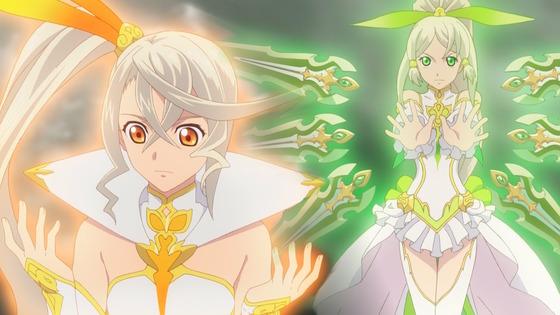 テイルズ オブ ゼスティリア ザ クロス 第23話 感想:ロゼとアリーシャの神依が神々しい!
