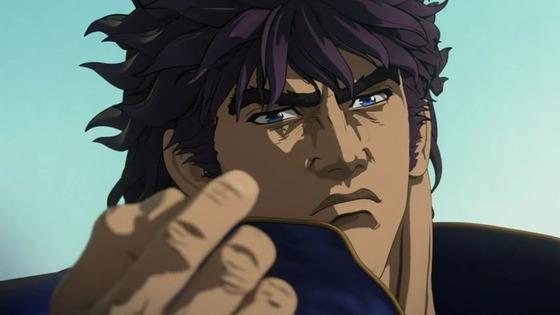 蒼天の拳 REGENESIS 第1話 感想:CGアニメで首の太さと動作が凄いことに!百烈拳を見るのが楽しみ!