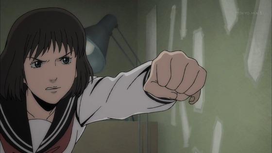 伊藤潤二『コレクション』 第7話 感想:報復で指ボギはいいけど目ブスリはやりすぎで痛そう!