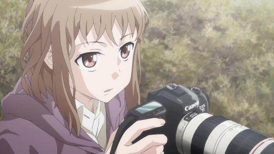 Just Because!(ジャストビコーズ) 第1話 感想:白レンズお高そう!協力Canonなので実名なんだ!