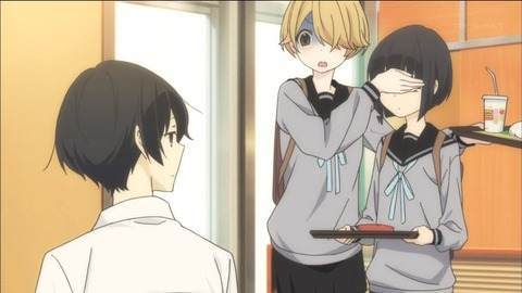 田中くんはいつもけだるげ 第9話「ワックへようこそ」感想:太田妹似てなくて良かった!