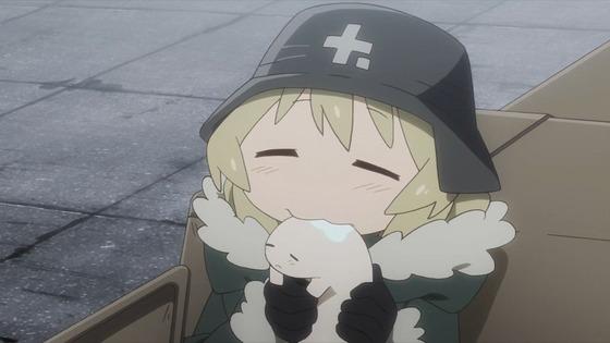 少女終末旅行 第11話 感想:ヌコはかわいいだけじゃなく凄く優秀な生体ユニットなのかな!