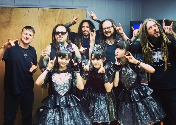 Kornとアイドル