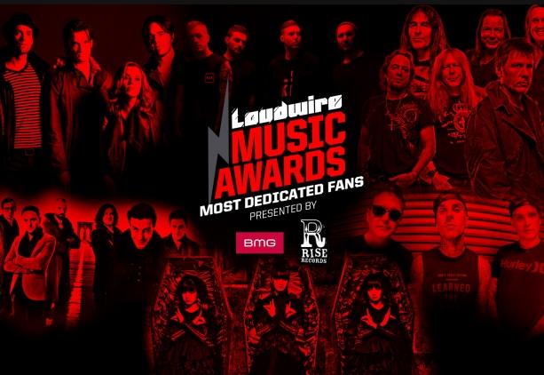 BABYMETAL「2017 Loudwire Music Awards 投票」