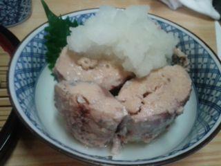 しんちゃんの鯖の水煮