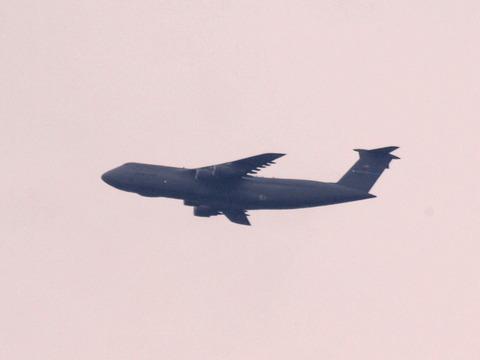 フライパス C-5ギャラクシー