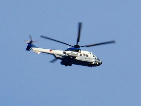 フライパス 陸上自衛隊特別輸送ヘリEC225