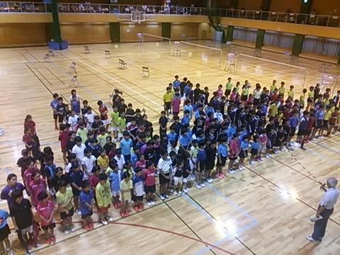 全国ABCバドミントン大会東京予選会に出場!