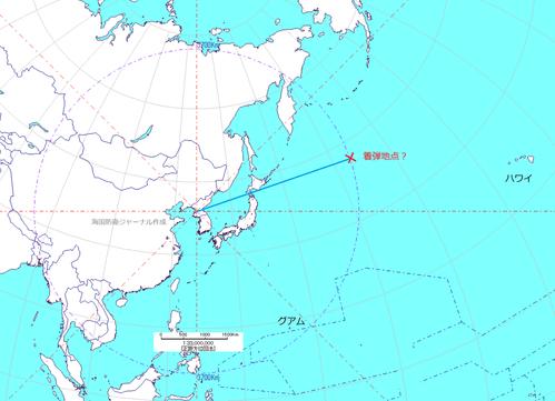 北朝鮮の中距離弾道ミサイル(火星12)が日本上空を通過:日米ミサイル防衛の役割分担とは
