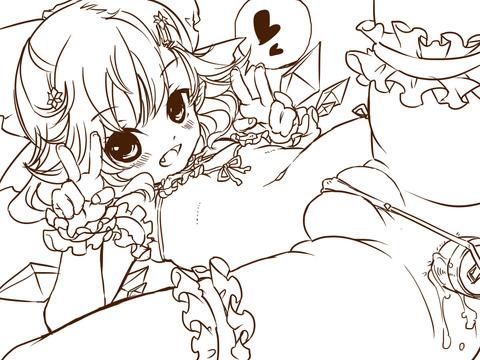 えろかわいい子作りする気満々の二次エロ画像まとめ(´・ω・`)1787