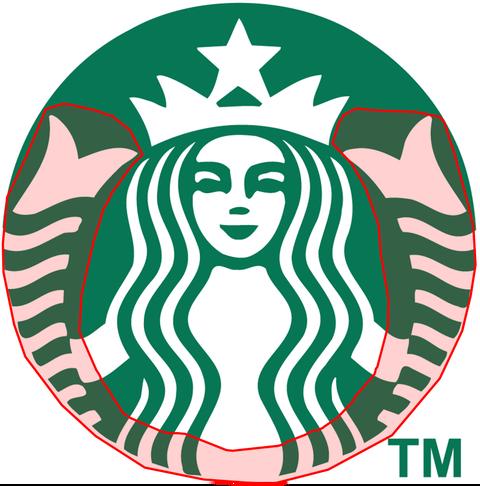 スターバックスのロゴマーク