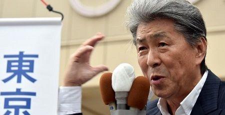 落選した鳥越俊太郎氏「何か政治的な力が働いているとしか思いようがない」