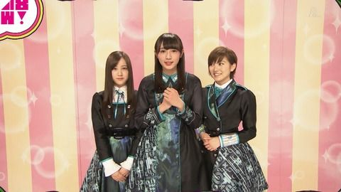 欅のビジュアルナンバーワンが乃木坂とAkbのビジュアルトップメンを公開処刑wwww