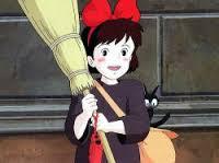 キキ「私、魔女のキキです! こっちは弱ってるセミ」
