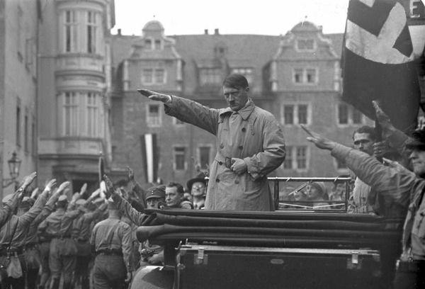 第一次世界大戦の主役…ドイツ 第二次世界大戦の主役…ドイツ