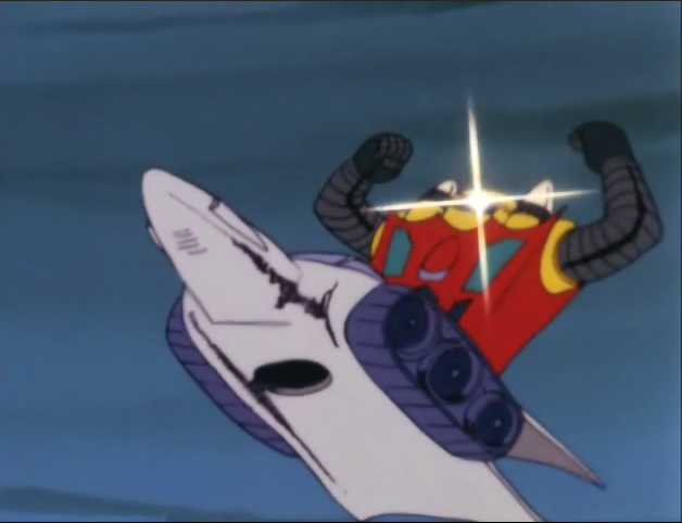 ゲッターロボ3号のキャタピラーって意味無くね?