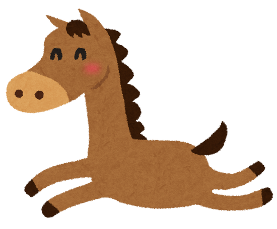 馬とかいう人間に都合が良すぎる生き物wwwww