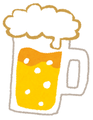 ビールとかいうクソ不味い飲み物←これ