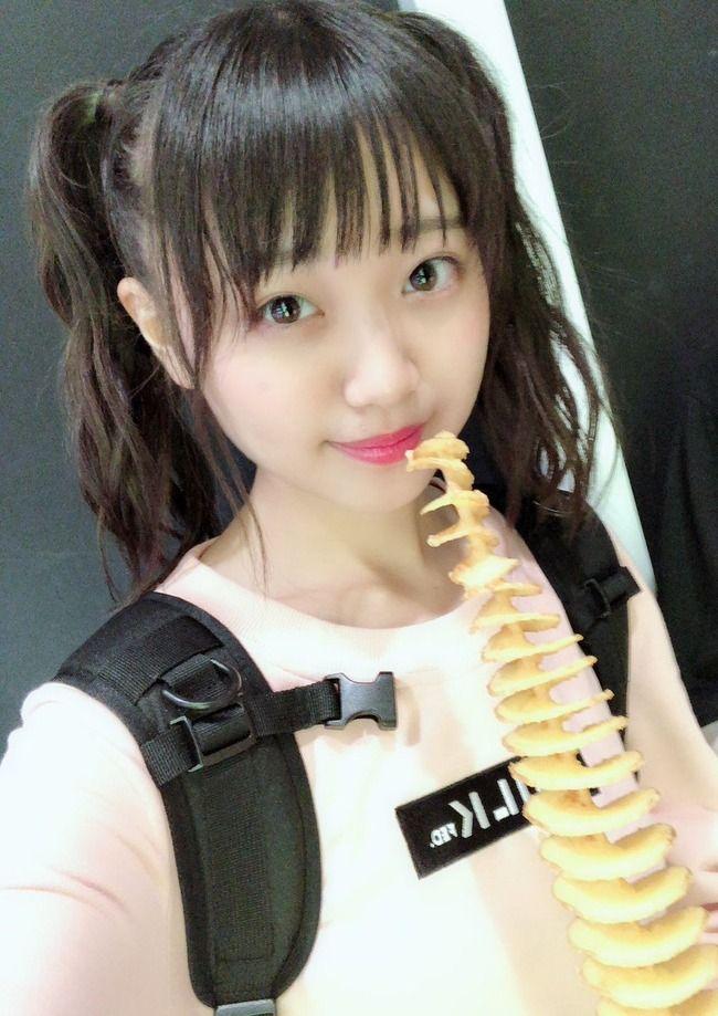 【AKB48】チーム4稲垣香織がTwitterを開始したぞ!!!